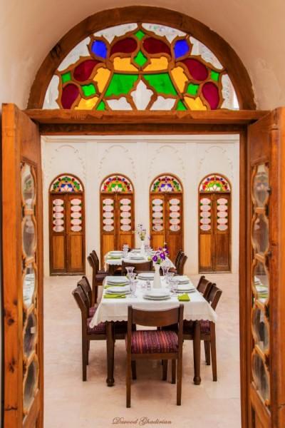خانه آقازاده و بادگیر آن در یزد