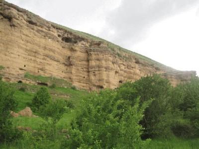 غار تاریخی بینه لر