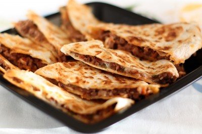 اسنک گوشت چرخ شده با پنیر- مکزیکی