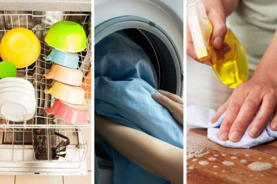تمیز و ضدعفونی کردن منزل با چند روش ساده