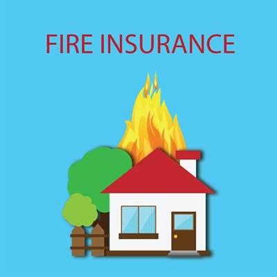 تخفیف 50 درصدی بیمه آتش سوزی سامان