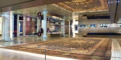 آشنایی با قدیمیترین فرش های موجود در جهان