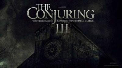 اکران قسمت سوم فیلم سینمایی احضار (The Conjuring)