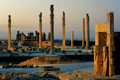 آغاز برتری ایرانیان در خاور نزدیک در عهد باستان
