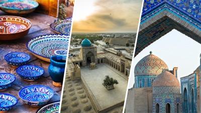 ازبکستان   جاذبه های تاریخی ، غذا ،تاریخ و فرهنگ وهنر