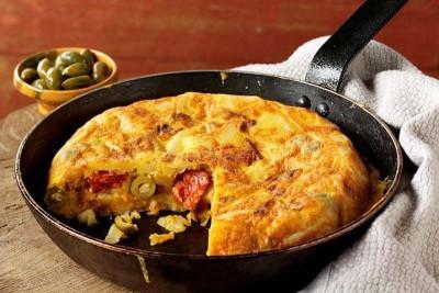 طرز تهیه تورتيلا (غذای اسپانیایی)