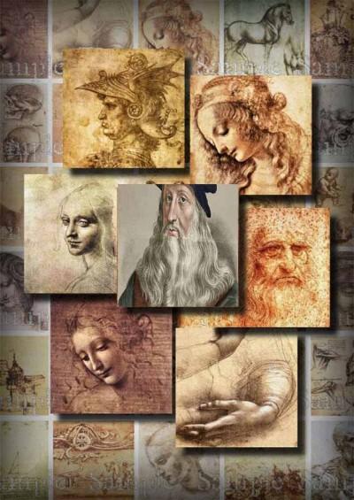 اختراع باورنکردنی لئوناردو داوینچی - لیست های تاریخ