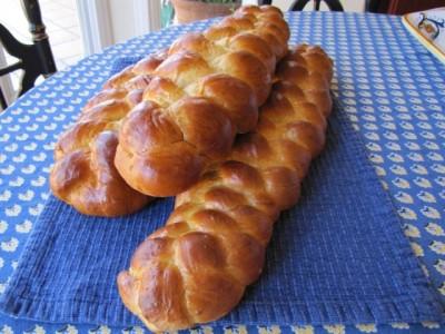 آموزش پخت نان عسلی گیس بافت