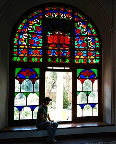 خانه تاریخی بهنام - تبریز