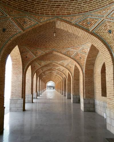 مسجد کبود - تبریز