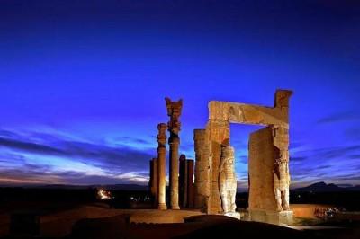 تخت جمشید ، شهر شاهان ،قلب پارس و شاهنشاهی