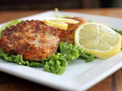 دستور العمل های غذاهای دریایی کتلت ماهی