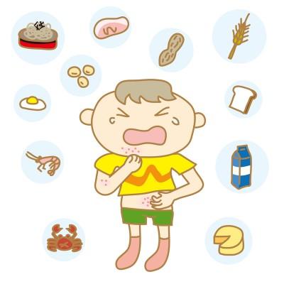 درمان حساسیت در کودکان به کمک روشهای خانگی