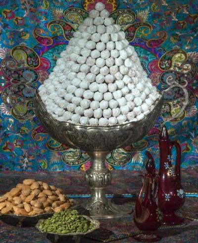 آموزش قطاب شیرینی سنتی یزد