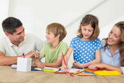 از بودن با فرزندانتان لذت ببرید