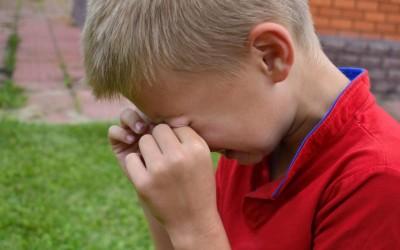 تنبلی چشم در کودکان و دلایل