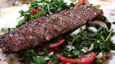 آموزش پخت کباب کوبیده ادویه ای با سبزیجات- عربی