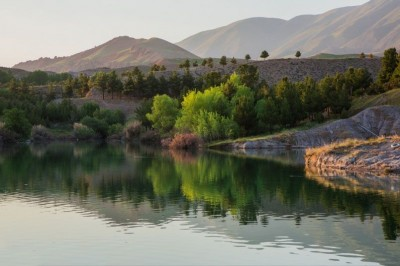 جاذبه های طبیعت گردی و گردشگری باغرود نیشابور