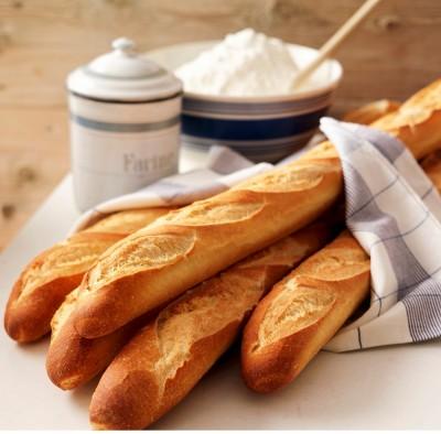 آموزش پخت نان باگت در خانه