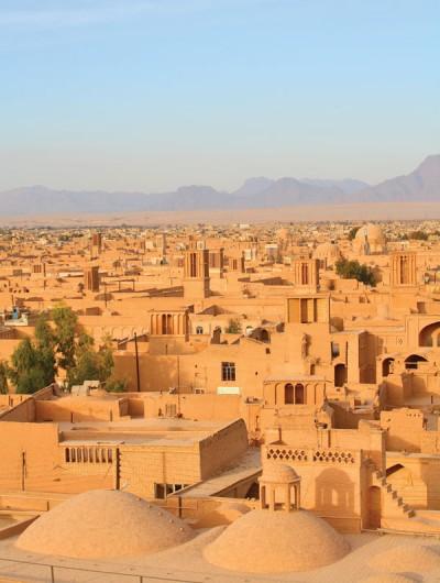 جاذبه های تفت - میراث فرهنگی ، صنایع دستی و جهانگردی ایران