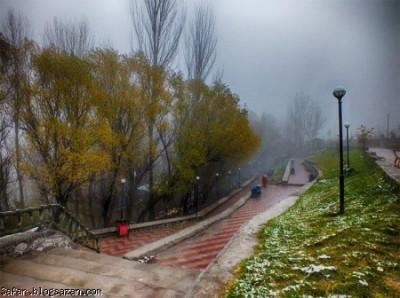 پارک جنگلی مشگین شهر