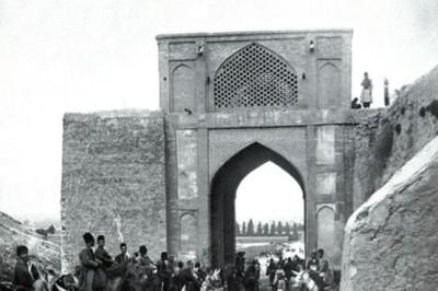دروازه قرآن در دوره قاجار [آپدیت شد]
