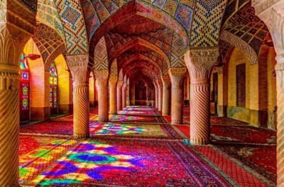 مسجد نصیرالملک [آپدیت شد]