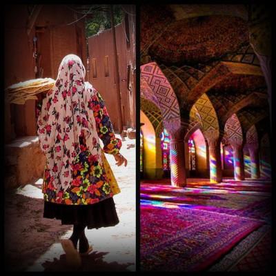 لهجه و گویش شیرازی اصیل
