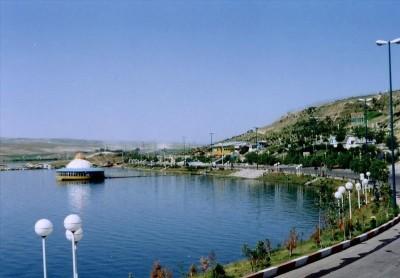 دریاچه طبیعی شورابیل و جاذبه گردشگری اردبیل