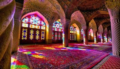 مسجد نصیر الملک شیراز [آپدیت شد]