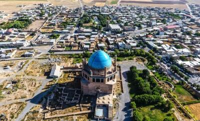 جاذبه های تاریخی و گردشگری شهر خدابنده زنجان