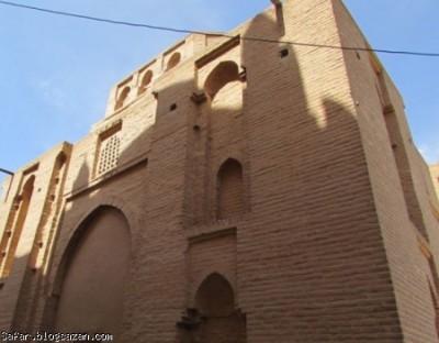 بقعه دوازده امام - قدیمی ترین بنای یزد [آپدیت شد]