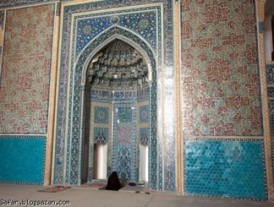 مسجد جامع کبیر یزد - بلندترین مناره جهان [آپدیت شد]