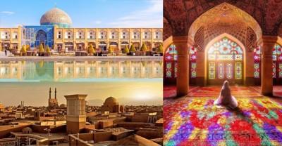 جاذبه های گردشگری شهرهای ایران قسمت دوم