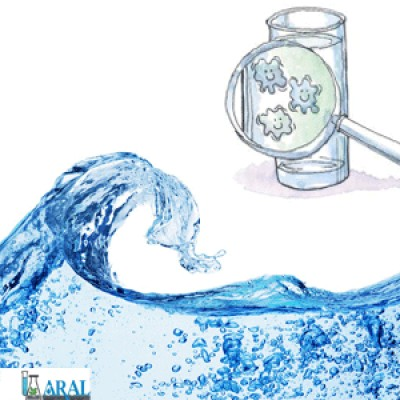 ضدعفونی کردن آب آشامیدنی و آب فاضلاب