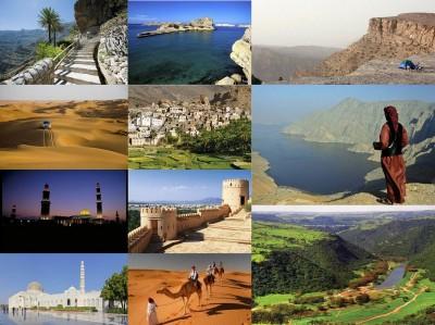 گردشگری و تفریحی کشور عربی عمان