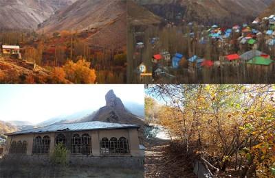 گردشگری وجاذبه های شهرستانک استان البرز