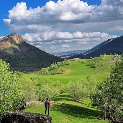 منطقه حفاظت شده سپید کوه لرستان