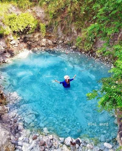 چشمه آب گرم بلیران، آمل