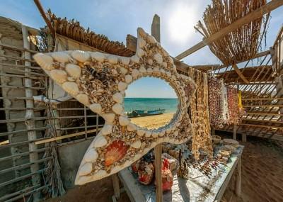 جزیره هنگام یکی از دیدنی ترین جزایر خلیج فارس