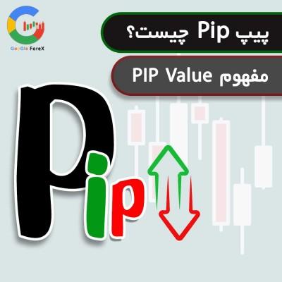 مفهوم  PIP Value |  پیپ ولیو | پیپ pip چیست| پیپت PIPET