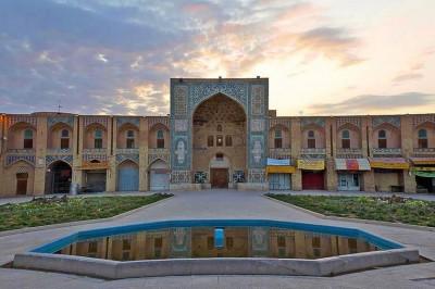جاذبه های گردشگری کرمان تاریخ قدیمی ایران