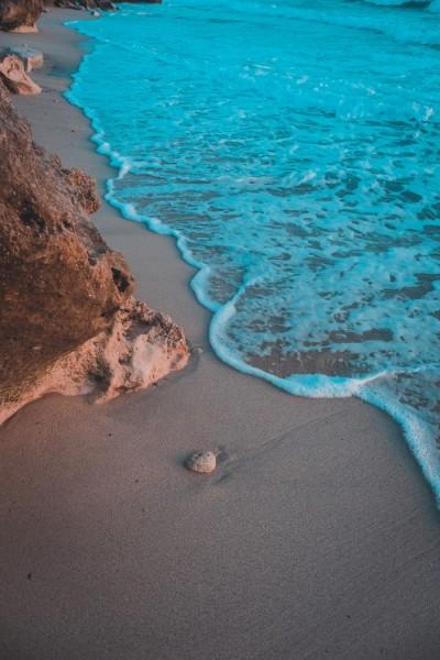 ساحل مرجان جاذبه ای از کیش