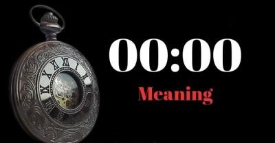 معنی 00:00