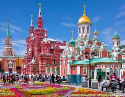 آشنایی با جاذبه های گردشگری مسکو
