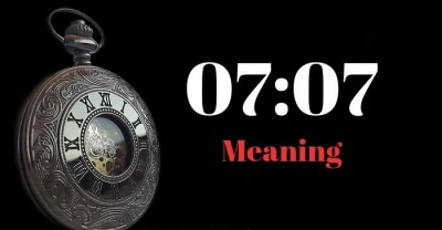 معنی 07:07