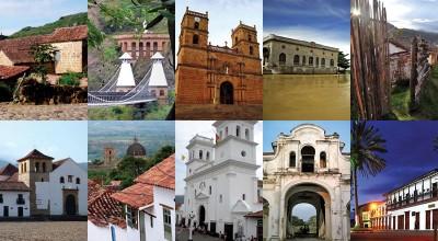 جاذبه های دیدنی دهکده ها و شهرهای تاریخی یونسکو