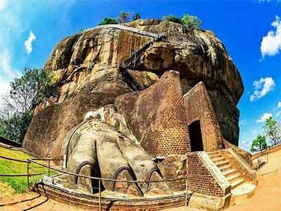 گردشگری سیگیریا-سریلانکا