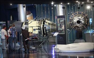جاذبه گردشگری موزه فضا نوردی مسکو