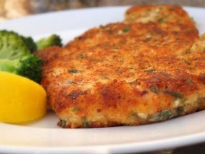 طرز تهیه مرغ سوخاری با سبزیجات و پنیر